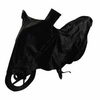 Waterproof Motorcycle cover 150cc and up (Black) Price Philippines