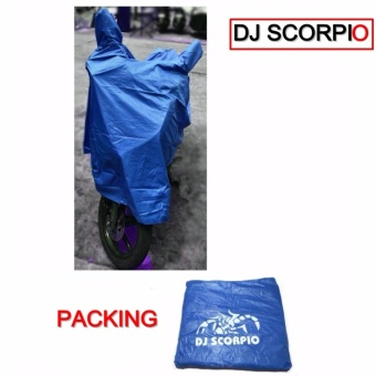 Waterproof Motorcycle Cover (L-BLUE) Price Philippines