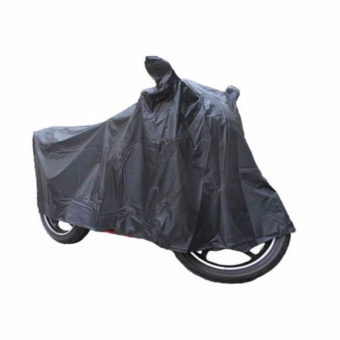 Waterproof Motorcycle Cover with Side Mirror Pocket for 150cc to250cc Price Philippines