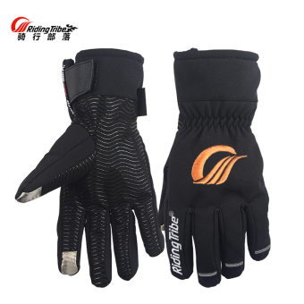 Waterproof style motorcycle riding gloves winter Motorcycle gloves