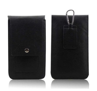 Wear leather belt running bag protective case phone case