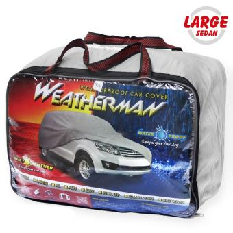 Weatherman Waterproof Car Cover for Large cars Price Philippines