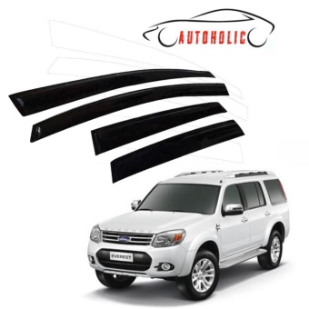 Window Visor for Ford Everest 2012 to 2015
