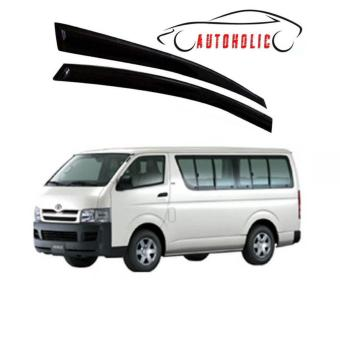 Window Visor for Toyota Hiace Commuter 2006 to 2017