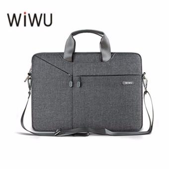 WIWU Notebook Bag Nylon Waterproof Laptop Bag Case for Laptop 15.6 inch - intl