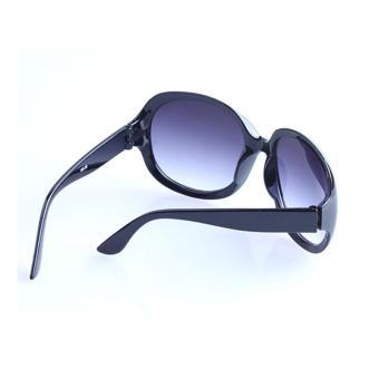 Women Girls Handsome Sun Glasses Big Lens Sunglasses - intl - 3
