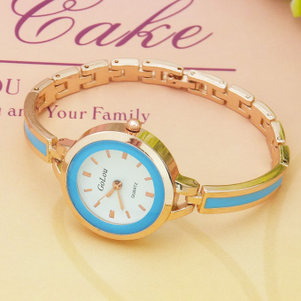 Women's Korean-style Simple Bracelet Quartz Watch