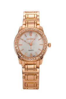 Women's Watch Design Full Steel Relogio Masculino Rose (Gold) - picture 2