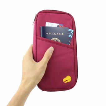 Wrapables Passport and Travel Documents Holder