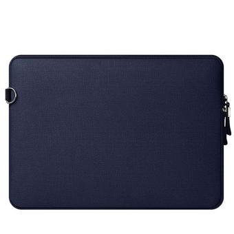 YBC 12 Inch New Canvas Laptop Sleeve Case Carry Bag For Macbook - intl