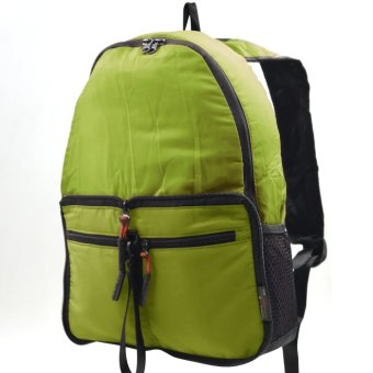 YINJUE 1016 Foldable Casual Backpack (Green)