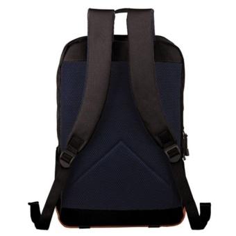 YSLMY Overwatch Luminous Backpack Women Men Rucksack Travel Gym Laptop Bag Schoolbag(Black) - intl - 2