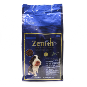 Zenith Regular Lamb and Rice Puppy Small Breed Dry Dog Food 1.2kg