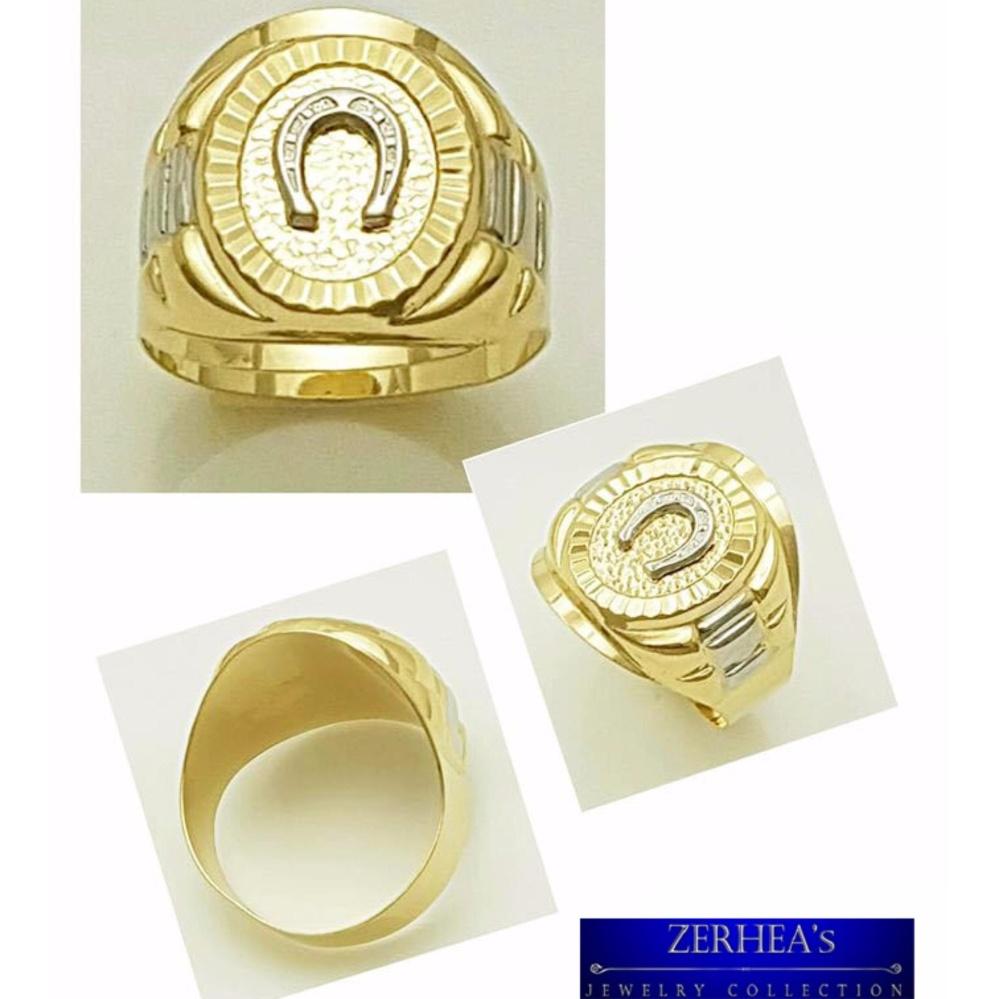 Gold Rings for Men for sale - Mens Gold Rings online brands ...