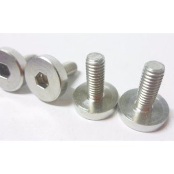 ZZ Racing Stainless Body Bolt(6x20mm) 8pcs