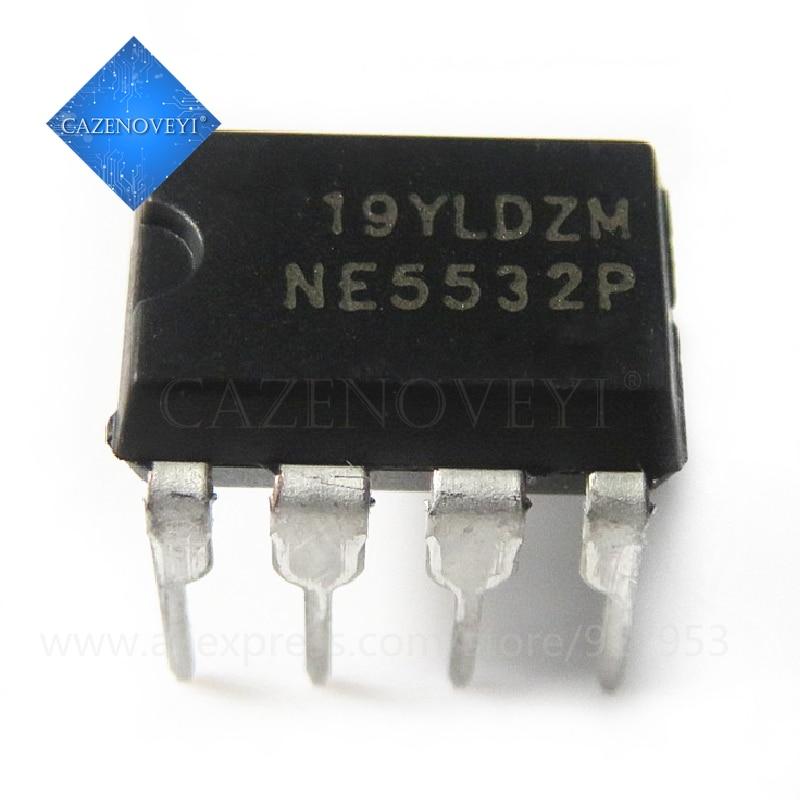 10 cái/lốc NE5532 NE5532N NE5532P 5532 = NJM5532DD 5532DD 5532D NHÚNG BÈO-8 mới và ban đầu IC Còn Hàng