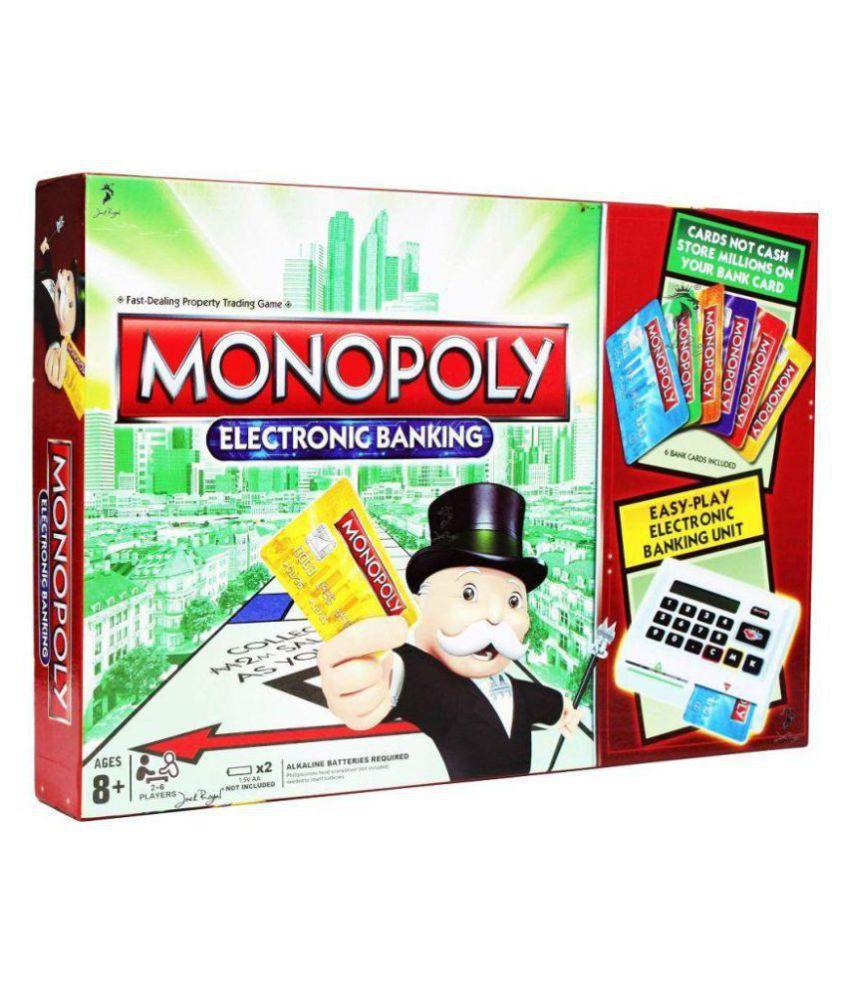 Kartenleser defekt banking monopoly Ersatzteile für