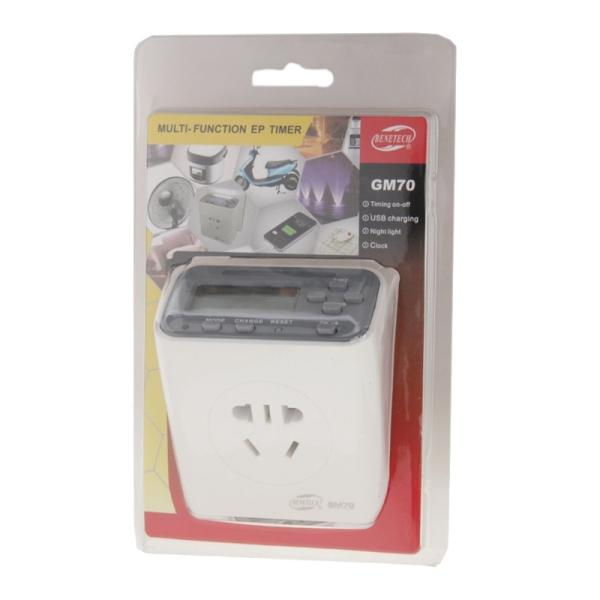 BENETECH GM70 1.5 inch Multi-function EP Timer