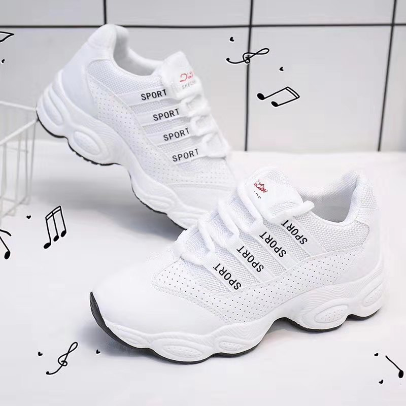 Korean Fashion Rubber Shoes New Style