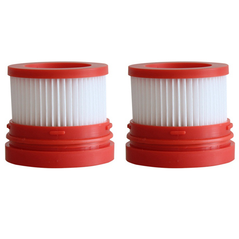 HEPA Filter Roller Brush Parts Kit for Xiaomi Dreame V9 Household Wireless Handheld Vacuum Cleaner Accessories Parts 2Pc
