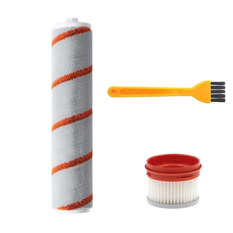 HEPA Filter for Xiaomi Dreame V9 Household Cordless Handheld Vacuum Cleaner Accessories Hepa Filter Roller Brush Parts Kit