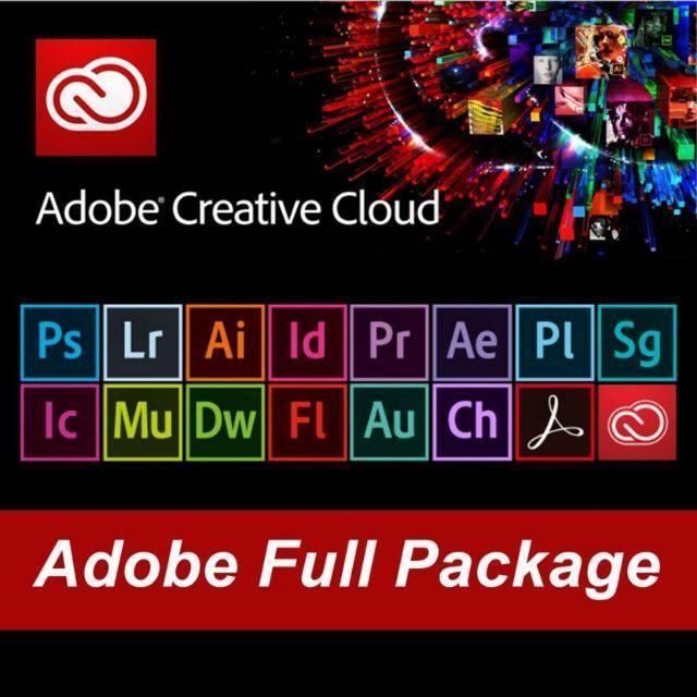Cheap Adobe CC 2015 Master Collection license